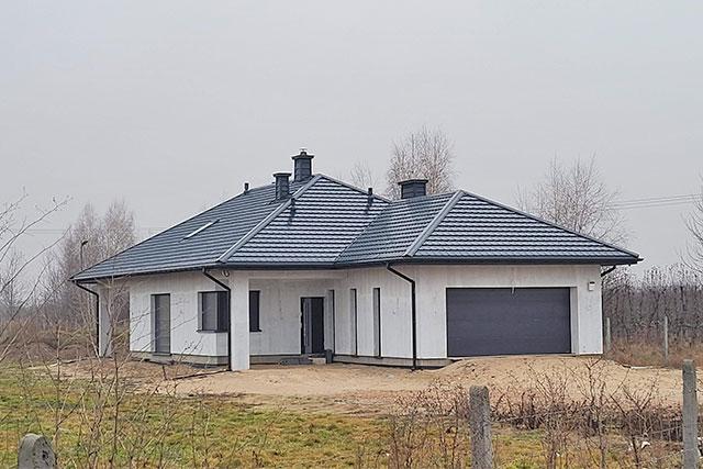 budowa domów grójec stan deweloperski